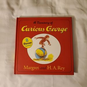 A Treasure of Curious George